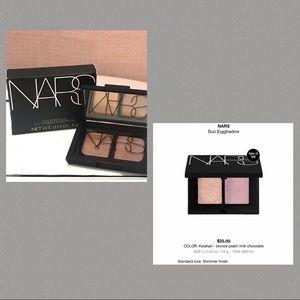 🎄3/$30 NIB NARS Duo Eyeshadow in Kalahari